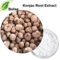 China 100 mesh HPLC Konjac Glucomannan Extract on sale