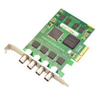 Wholesale Quad PCI-E SDI Video Capture Card 4 ports PCI-Express SDI HD video capture card 1080p/60hz from china suppliers