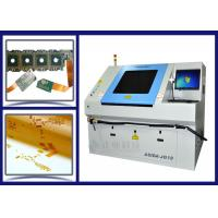 Wholesale 10W FPC Laser Depaneling Machine with 0.02mm Cutting Precision from china suppliers