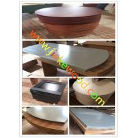 Buy cheap sell walnut color restaurant table top from wholesalers