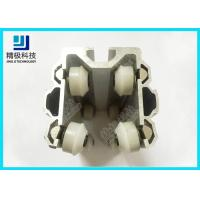 Wholesale Aluminum Roller Track  28mm Aluminum Alloy PE Wheel Silver AL-44 from china suppliers
