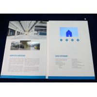 4.3 inch Professional lcd video brochure card for opening veremonies , company intruction