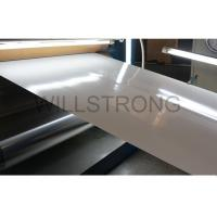 Wholesale 1020mm Width PVDF Color Coated Aluminum Coil , Pre - Painted Aluminum Gutter Coil from china suppliers
