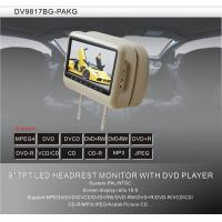 Wholesale Multi-language Car Headrest DVD Players Mp3 With Sony lens from china suppliers