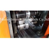 Wholesale H - Beam Round Water Pipe Forming Machine Locked Metal Gutter Making Machine from china suppliers