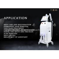 Wholesale E Light SSR / OPT SHR Hair Removal Machine Painfree 2500W With Cooling System from china suppliers