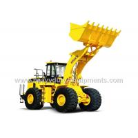 Wholesale XGMA XG962H 3.5m3 wheel loader with 18500kg operating weight, ROPS cab option from china suppliers