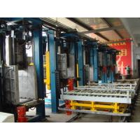 Quality Refrigerator Automated Assembly Line , 6-station Cabinet Foaming Lines for sale