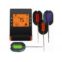 Wholesale Wireless Bluetooth Food Thermometer 2 Probes For Grilling Oven Kitchen Smoker from china suppliers