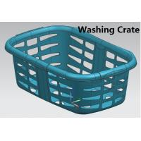 Buy cheap Wash crate Mold, Food crate Mold design and processing, Bear Crate Mould from wholesalers