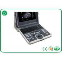 Wholesale 3D / 4D Doppler Medical Equipment , Two Probe Portable Doppler Ultrasound CFM / PDI from china suppliers
