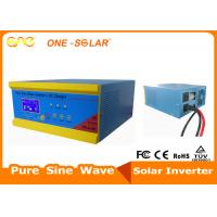Wholesale 1KVA 2KVA Single Output Pure Sine Wave Inverter Auto AC Charger / PWM Controller from china suppliers