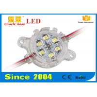 Wholesale WaterProof Decoration Led Pixel Module 100lm / W Unprogrammable 6smd 2835 High Brightness from china suppliers