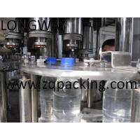 Wholesale Full Automatic Carbonated Drinks Liquid Filling Plant (DCGF) from china suppliers