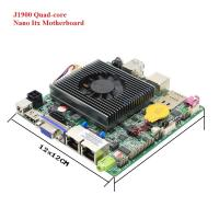 Wholesale Celeron J1900 Intel H81 Motherboard / Dual Ethernet Lan Ports Micro PC Motherboard from china suppliers