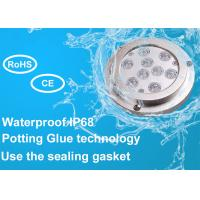 Wholesale IP68 Waterproof 316 Stainless Steel Underwater Boat Led Light for Marine Yacht from china suppliers