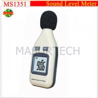 Wholesale sound level meter MS1351 from china suppliers