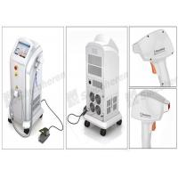 Wholesale 808nm Diode Laser Hair Removal Machine , Permanent Hair Removal Devices from china suppliers
