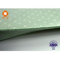 Wholesale PVC Dotted Anti Slip Felt Eco - Friendly Non Woven Fabrics Felt For Carpets from china suppliers
