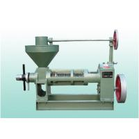 Wholesale High Capacity Expeller Oil Pressing Machine , 7.5 KW Commercial Oil Extractor from china suppliers