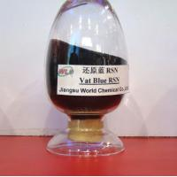 Wholesale High Purity Blue Vat Dye Textile Dyes And Chemicals Blue RSN Vat Blue 4 from china suppliers