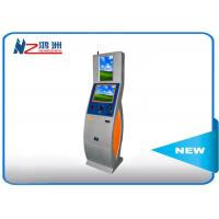 Wholesale OEM ODM Dual Screen Bill Payment Kiosk With Capacitive Touch Screen from china suppliers