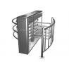 Buy cheap Security Full Height Turnstile Intelligent Pedestrian Turnstile Gate System from wholesalers