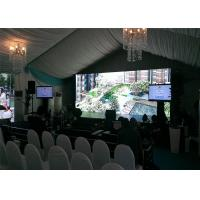 Quality Light Weight Advertising LED Display Screen For Rent , LED Stage Screen Rental for sale