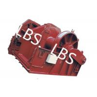 Wholesale 50 Ton Hydraulic Crane Winch Signle / Double Drum For Marine Cargo Ship Boat Vessel from china suppliers