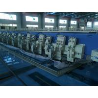 Wholesale 4 In 1 Automatic Embroidery Machine , 12 Head Embroidery Machine Multi Languages Available from china suppliers