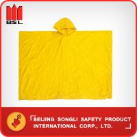 Wholesale SLF-9048  poncho quadrate rain cape (rain coat) from china suppliers