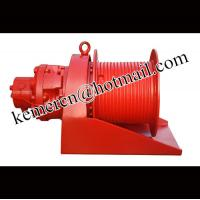 Wholesale factory directly offered cutom built crane winch hydraulic winch for pick n carry crane from china suppliers