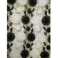 Wholesale Latest embroidery french lace fabric lace tulle lace fabric for wedding dresses from china suppliers