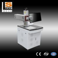 Wholesale 20w Fiber Jewellery Laser Marking Machine Single Color Apply To Plastic Bottle And Metal from china suppliers