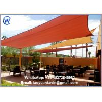 Wholesale NEW SAND BEIGE WATERPROOF SUN SHADE SAIL UV CANOPY 4mx5m RECTANGLE from china suppliers