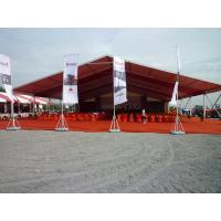 Wholesale 10 X 21m Outdoor Tents For Parties Steel Frame Material Durable Fire Proof from china suppliers