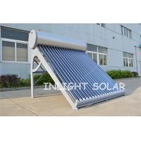 Wholesale 20 tubes Color Steel Non Pressure Direct Passive Thermosiphon Commercial Solar Water Heater from china suppliers
