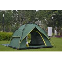 Wholesale instant tent for camping tent double skins tent for 3-4 person pop up tent from china suppliers