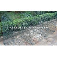 Wholesale galfan gabion mesh with high quality and best price from china suppliers