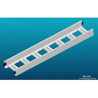 Wholesale Solid C Channel Galvanized Cable Tray , Hot Dip Galvanized Cable Ladder from china suppliers