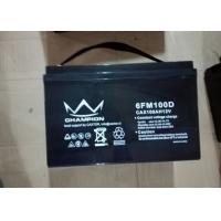 Wholesale Pure Gel Deep Cycle Lead Acid Battery 12 V 80Ah For Telecommunication from china suppliers