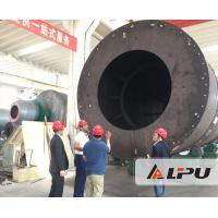 Wholesale Eco-friendly 3 Cylinder Sand Dryer  Energy-efficient Triple-pass Design from china suppliers