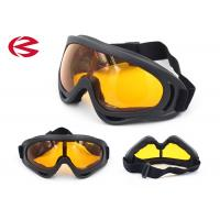 Wholesale Mirror Coated Outdoor Sports Sunglasses , Uv400 Protection Night Riding Glasses from china suppliers