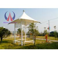 Wholesale Permanent Sunbrella Patio Umbrellas , Pool Shade Umbrella For Sun Shading System from china suppliers