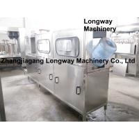 Wholesale Barreled Water Filling Line For 3Gallon/5Gallon Filling Machine from china suppliers