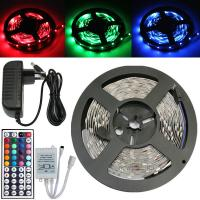 30 leds Epistar RGB Flexible RGB Led Strip lighting 7.2W/meter for Home