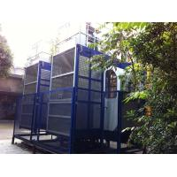 Wholesale 2000kgs Operator Cab Construction Material Hoists Dual Cage SC200 / 200 from china suppliers