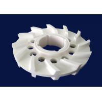 Wholesale Industrial Machined Ceramic Parts ,  Zirconia Ceramic Impeller Pump from china suppliers