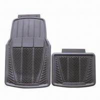 Wholesale Car Floor Mat, Easy to Clean and Wash, Various Designs are Available from china suppliers