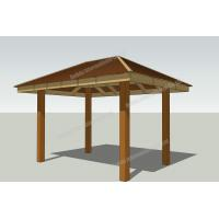 Wholesale patio gazebo designs OLDA-6009 16.4ft.*16.4ft.*13ft. from china suppliers
